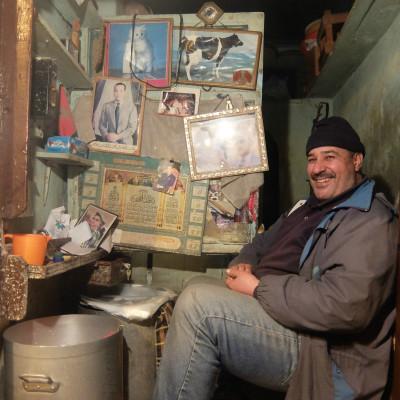 HoL H2O morocco milk man