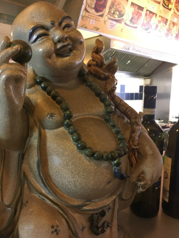 HoL H2O Paul Kelly's Buddha